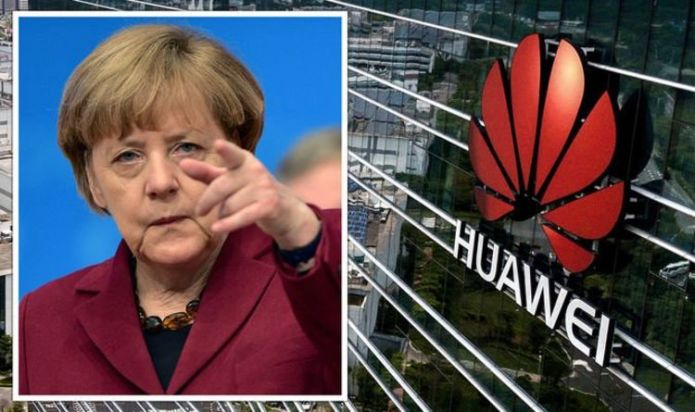 EU cracks show after Merkel's tough Huawei stance snubbed: 'Working more with China!'