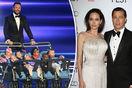 Joel McHale mocks Brangelina divorce People's Choice Awards