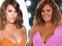 Caroline Flack's topless selfie sparks flirty exchange with unlikely Chuckle Brothers pal images 4