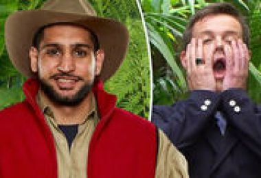 Amir Khan admits he 'made mistakes' with wife Faryal ahead of I'm A Celebrity debut