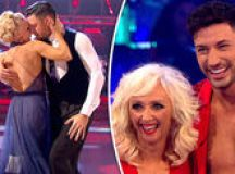 Strictly Come Dancing 2017 Debbie McGee Alexandra Burke feud Blackpool