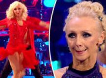 Debbie McGee Strictly Come Dancing emotional return Blackpool Samba Giovanni Pernice