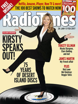 The full interview can be found in Radio Times