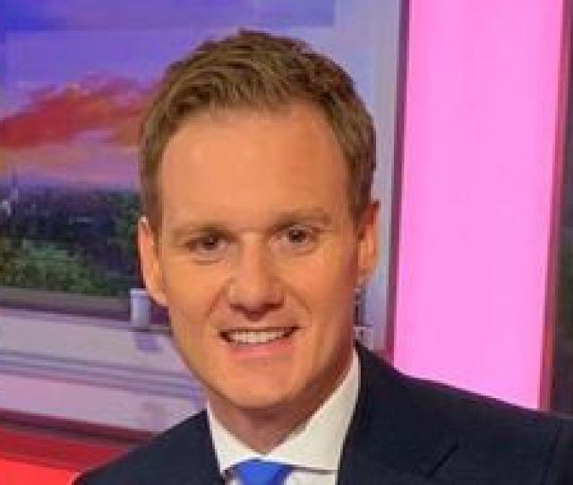 Dan Walker Bbc Breakfast Host Reveals Heartbreaking D Day Tribute