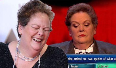 Anne Hegerty hits back at claims she's a millionaire after success on The Chase
