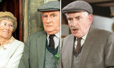 Robert Fyfe dead: Last of the Summer Wine actor who played Howard for 25 years dies at 90