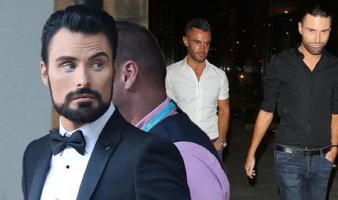 'Been through enough' Strictly's Rylan Clark-Neal talks frustration after marriage split