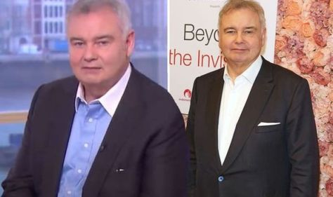 Eamonn Holmes worries woke brigade will have him 'sacked' as he slams toxic cancel culture