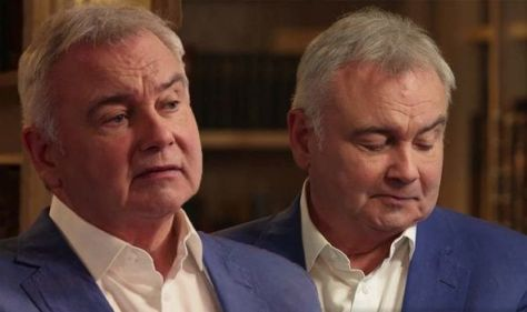 Eamonn Holmes: This Morning star breaks down in tears as he shares what he's most proud of