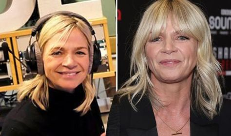 Zoe Ball pulls out of BBC Radio 2 for third day with mystery illness as co-star steps in