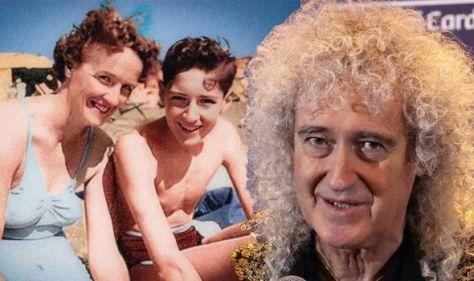 Brian May: Queen star questions if unearthed pic makes him 'happy or sad' in poignant post