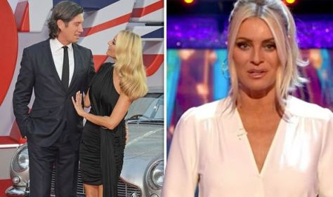 Tess Daly's husband Vernon would consider Strictly offer despite 'awkward' issue with wife