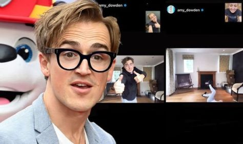 Tom Fletcher forced to prepare for Strictly 2021 return over video with partner Amy Dowden