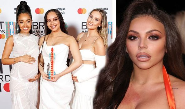 Jesy Nelson 'covered in bruises' after wearing corsets to look like Little Mix co-stars
