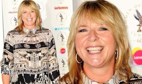 Fern Britton causes a stir as she declares 'I'm in love' alongside adorable photo