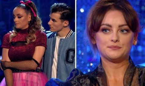 Strictly's Katie McGlynn breaks silence on Gorka Marquez row claims 'Always winding me up'