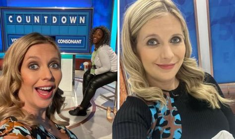 'That's it!' Rachel Riley bids farewell as she breaks silence on Countdown replacement