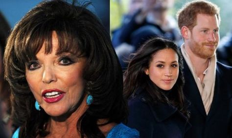 'Had enough' Joan Collins doubles down on refusal to mention Sussexes amid cancel culture