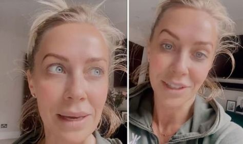 Laura Hamilton addresses concerns as she reveals there is 'cr*p' going on behind her smile