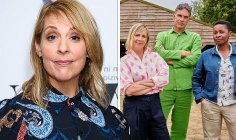 Mel Giedroyc had 'couple of parties in middle of lockdown' with quarantining colleagues