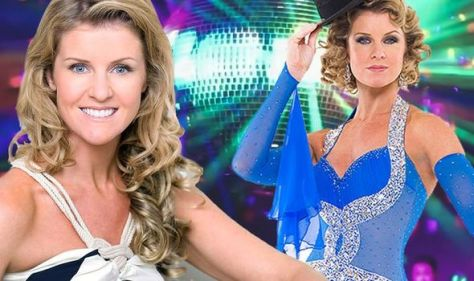 Erin Boag – Strictly's Queen of the Ballroom gives the inside scoop on the show