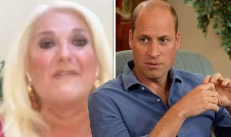 Prince William 'never puts foot wrong - but now's an exception' says Vanessa Feltz