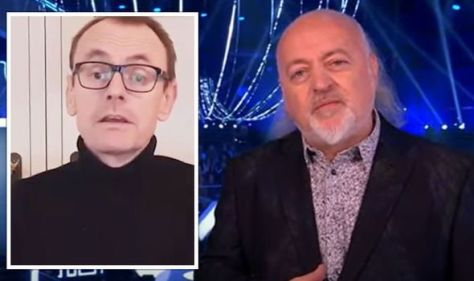 Bill Bailey left fans 'in tears' after moving tribute to Sean Lock at Stand Up To Cancer