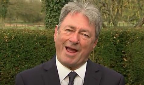 Alan Titchmarsh 'got very angry' with BBC over Royal Family report: 'Rattled!'