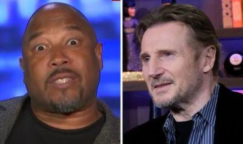 John Barnes' furious rant after Liam Neeson racism debacle: 'Deserves a medal!'