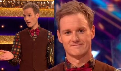 'Very sad' Dan Walker bids farewell as 'class' Strictly Come Dancing co-star exits