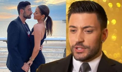 Giovanni Pernice sparks split rumours as he deletes pictures with Maura Higgins