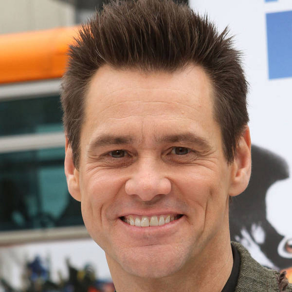 Image result for jim carrey now