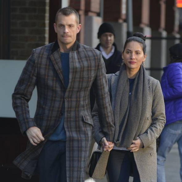 Olivia Munn And Joel Kinnaman Split Celebrity News