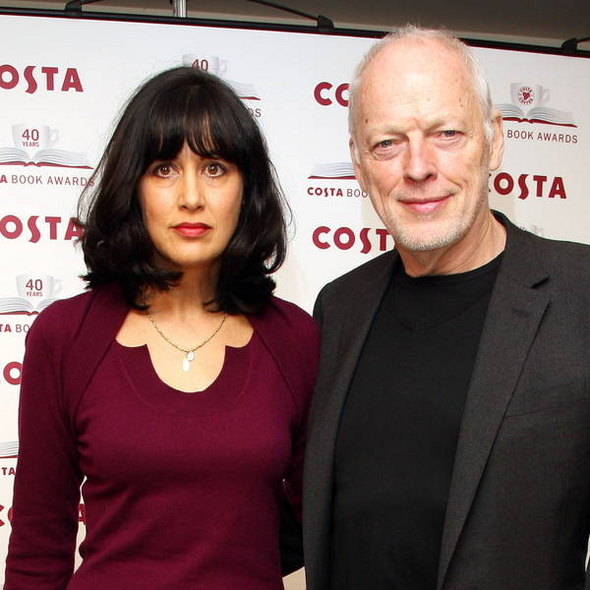 David Gilmour downplayed wife's Pink Floyd contributions ...