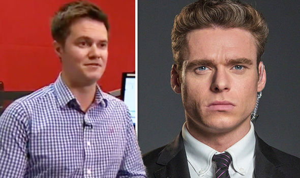 Bodyguard BBC Viewers bombard WRONG Richard Madden with ...
