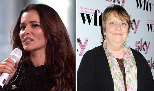 Cheryl comedian kathy burke blames abh charge for low sales also claims is to blame singer   rh express