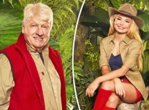 I'm A Celebrity 2017 Stanley Johnson 'can't take his eyes off' Georgia Toffolo in jungle