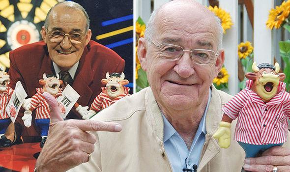 Jim Bowen dead: The Bullseye star has died aged 80