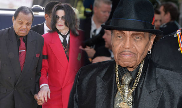 Joe Jackson dead: MIchael Jackson father dad dies