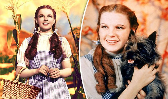 Judy Garland Wizard of Oz