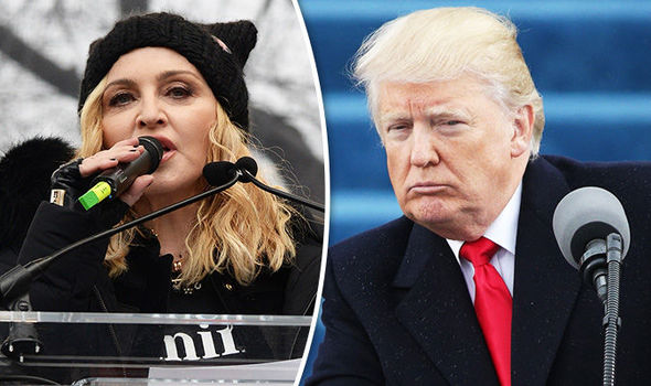 Madonna has defended her comments