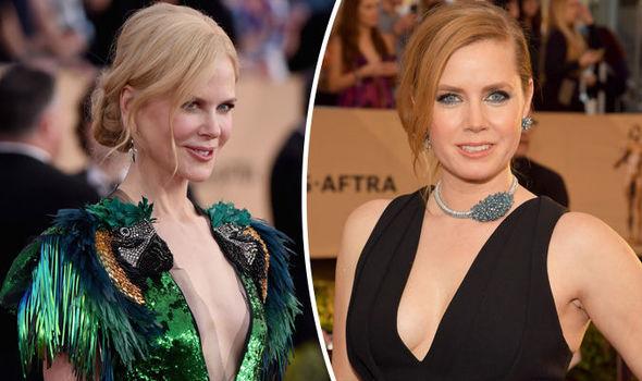 Nicole Kidman and Amy Adams