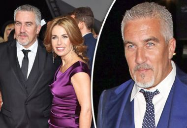 Paul Hollywood confirms split with wife Alexandra after 20 years of marriage