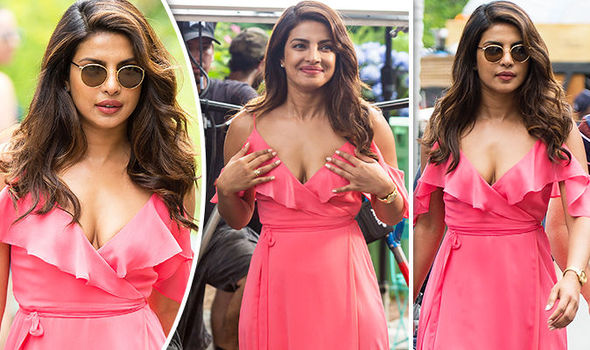 Priyanka Chopra Paraded Her Incredible Curves