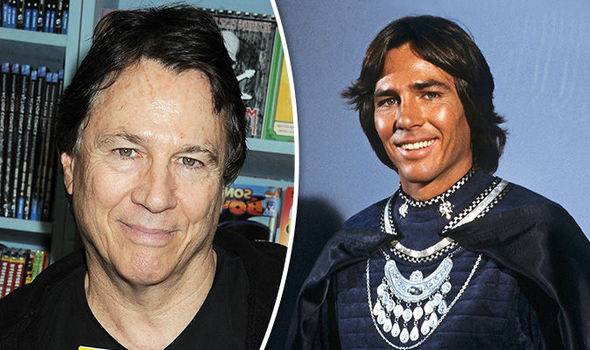 Richard  Hatch has died aged 71