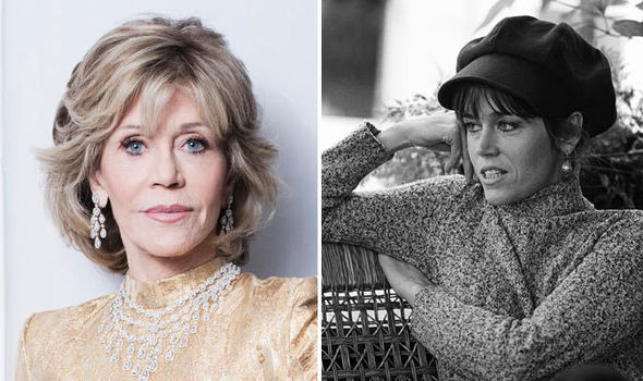 Jane Fonda Im Glad Men Dont Look At Me Any More