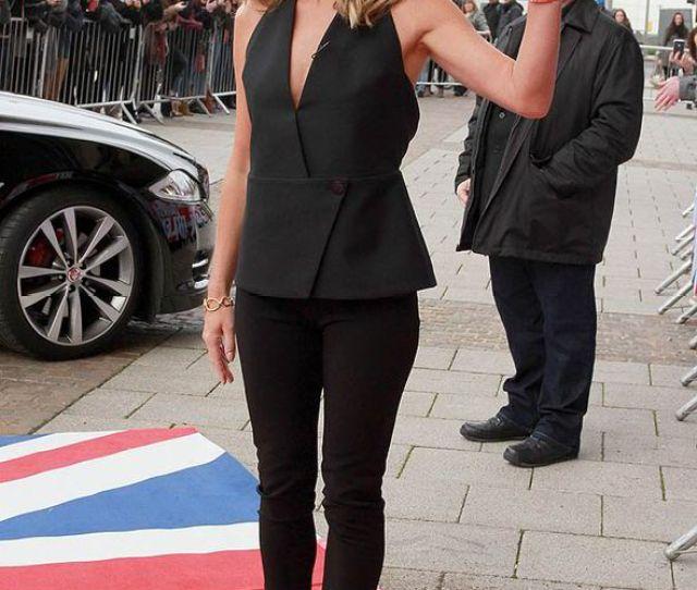 Amanda Holden Britains Got Talent Auditions Style Fashion Slim Figure