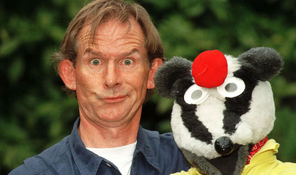 Andy Cunningham dead Bodger and Badger actor cancer age 67