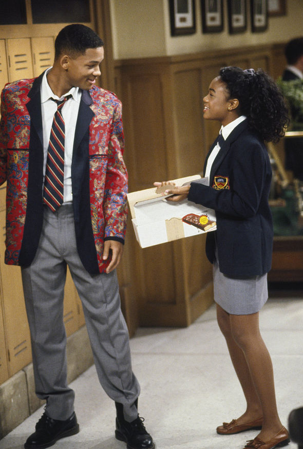 Youll Never Guess What Ashley Banks From Fresh Prince Of