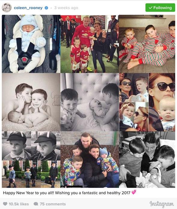Coleen Rooney Wayne Rooney
